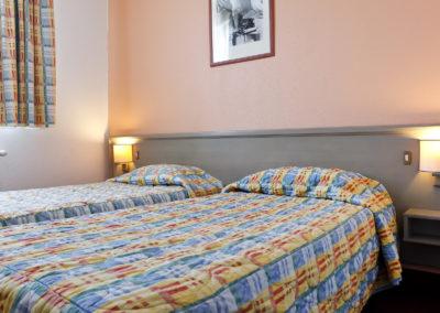 chambre hotel le lumière lyon